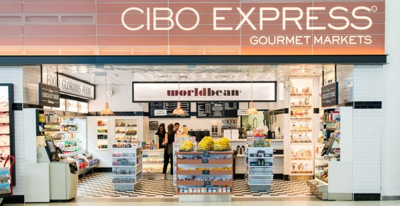 "OTG's Cibo Express is the first confirmed brand to deploy Amazon's ""Just Walk Out"" cashierless technology"
