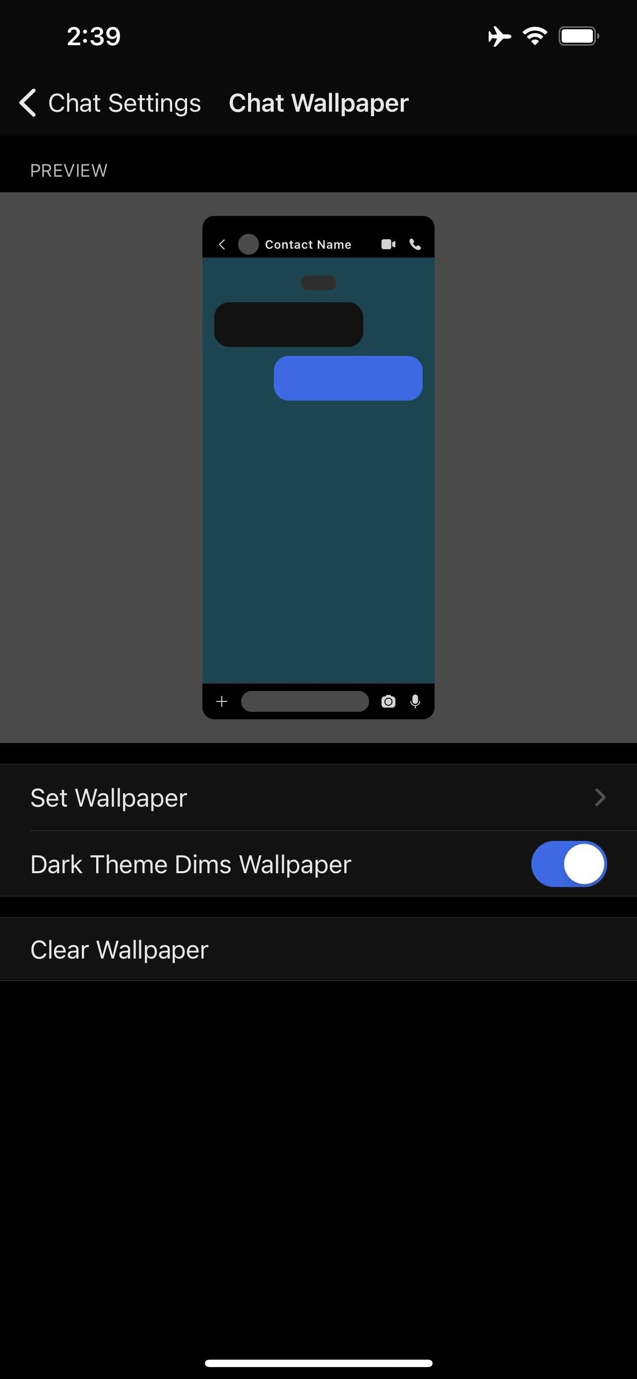 How to Set Custom Chat Wallpapers in Signal for All Conversations & Single Threads