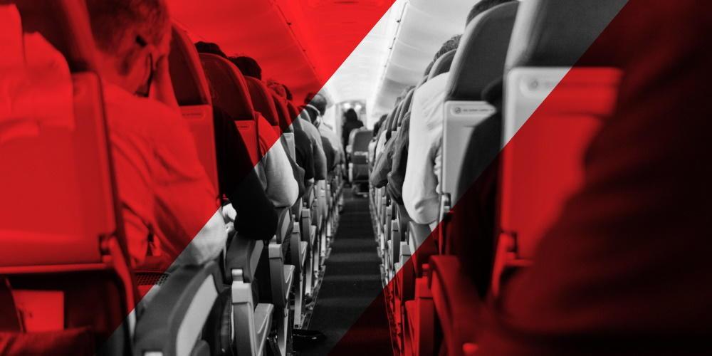 airplane travelers passengers