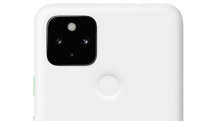 Google's white Pixel 4a 5G will no longer be a Verizon exclusive
