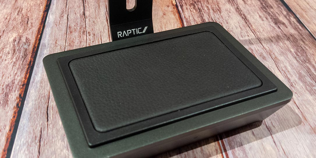 Raptic Rise Power Stand