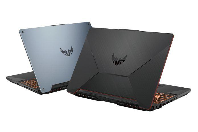 Asus TUF gaming laptops