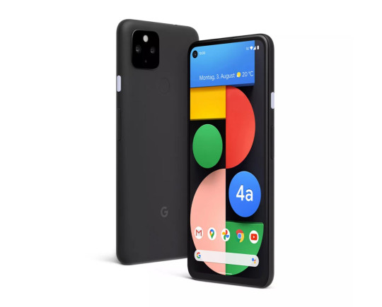 The Google Pixel 4a 5G is an affordable phone specialising in night sky photography (Google)