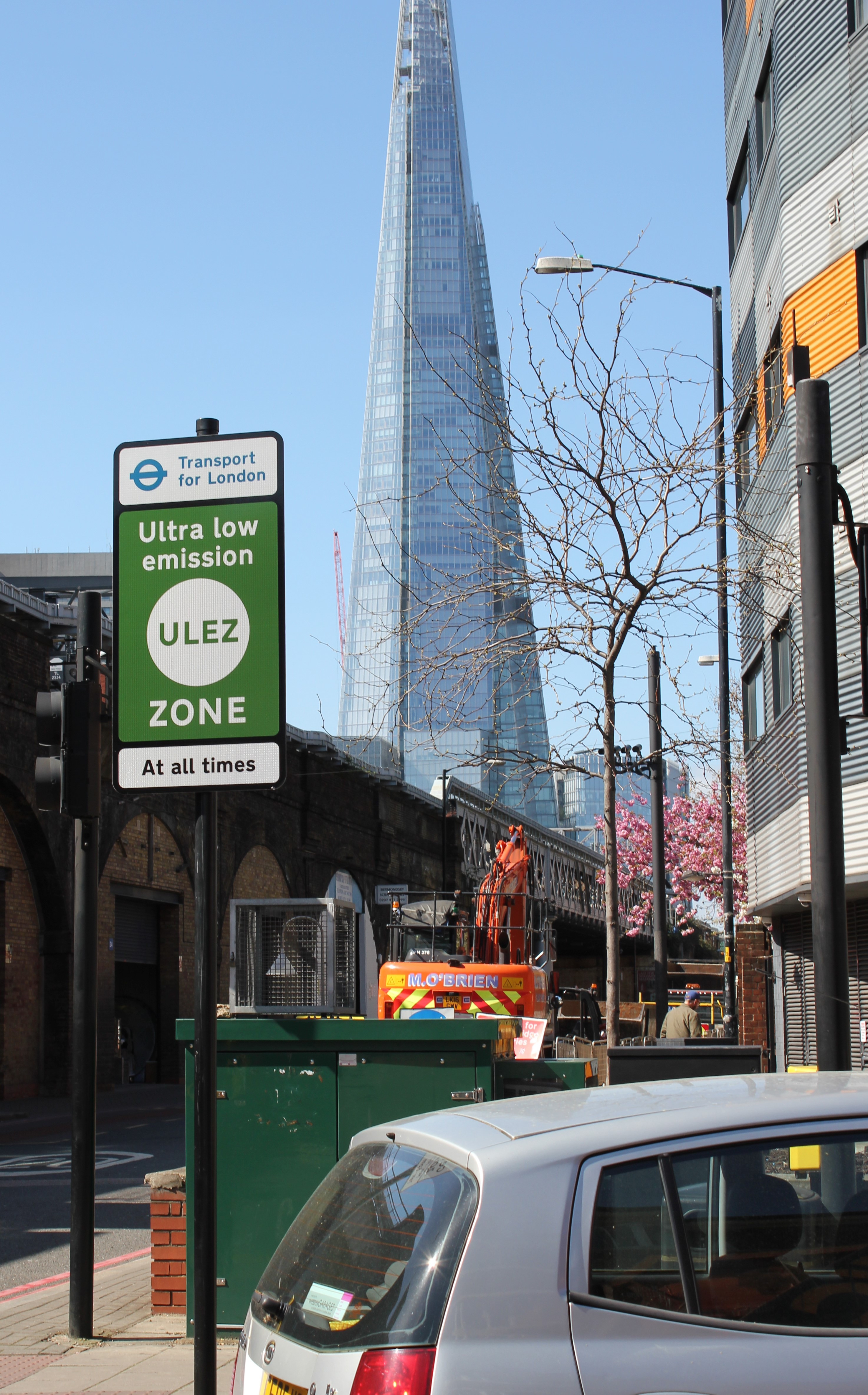 Local clean air zones charges aim to discourage commuters and lower pollution