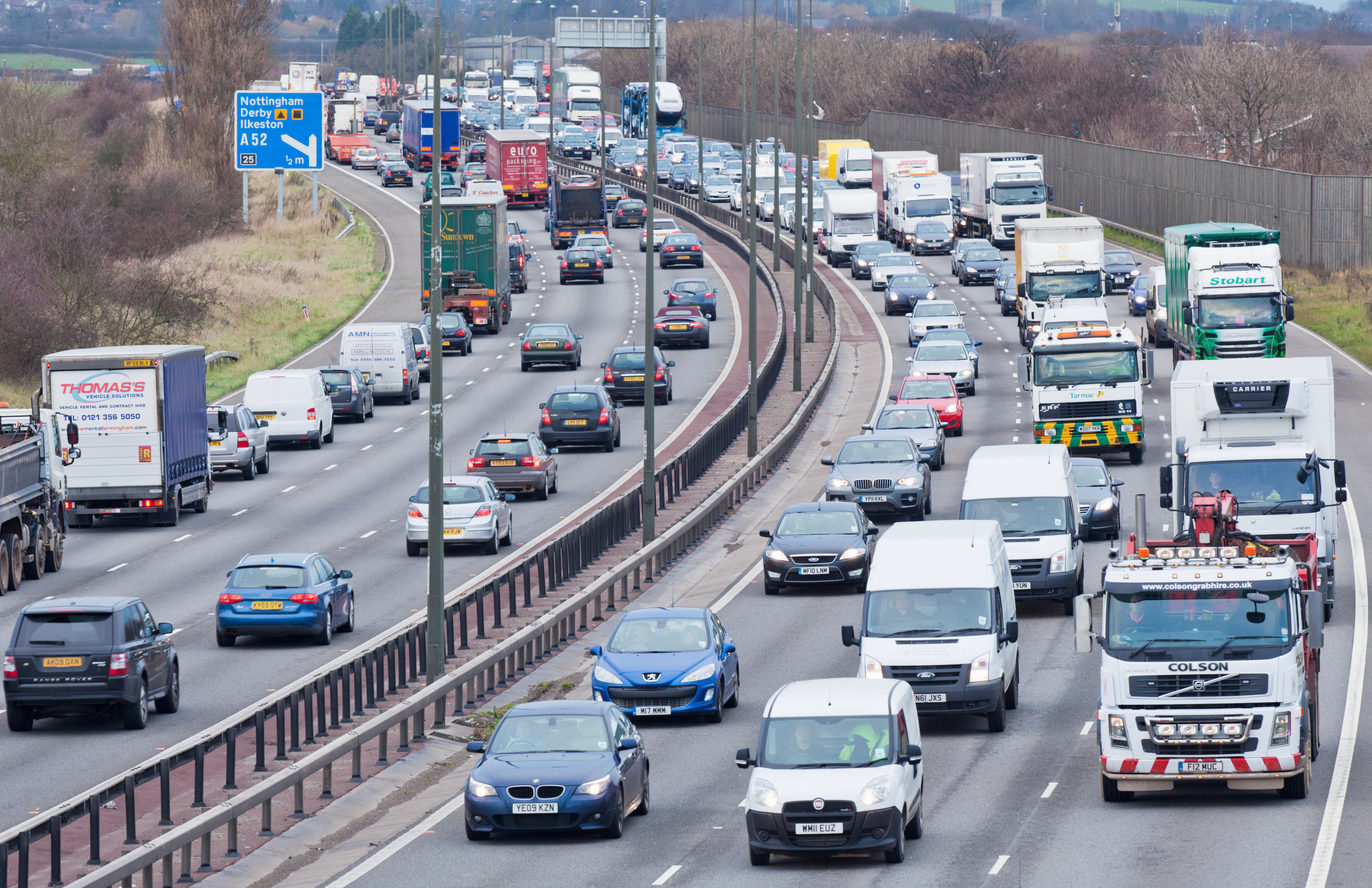 The new purchase tax is aimed at petrol and diesel car owners
