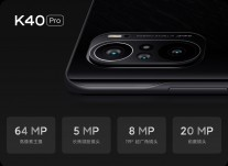 Main camera comparison: K40 Pro with 64 MP