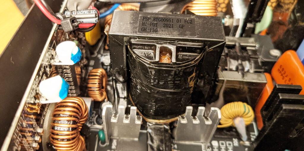 FSP Hydro G Pro 750W PSU Transformer