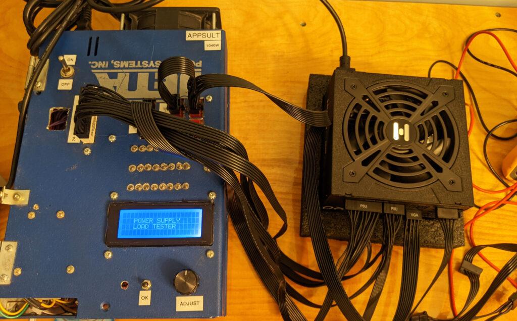 FSP Hydro G Pro 750W PSU Test 2