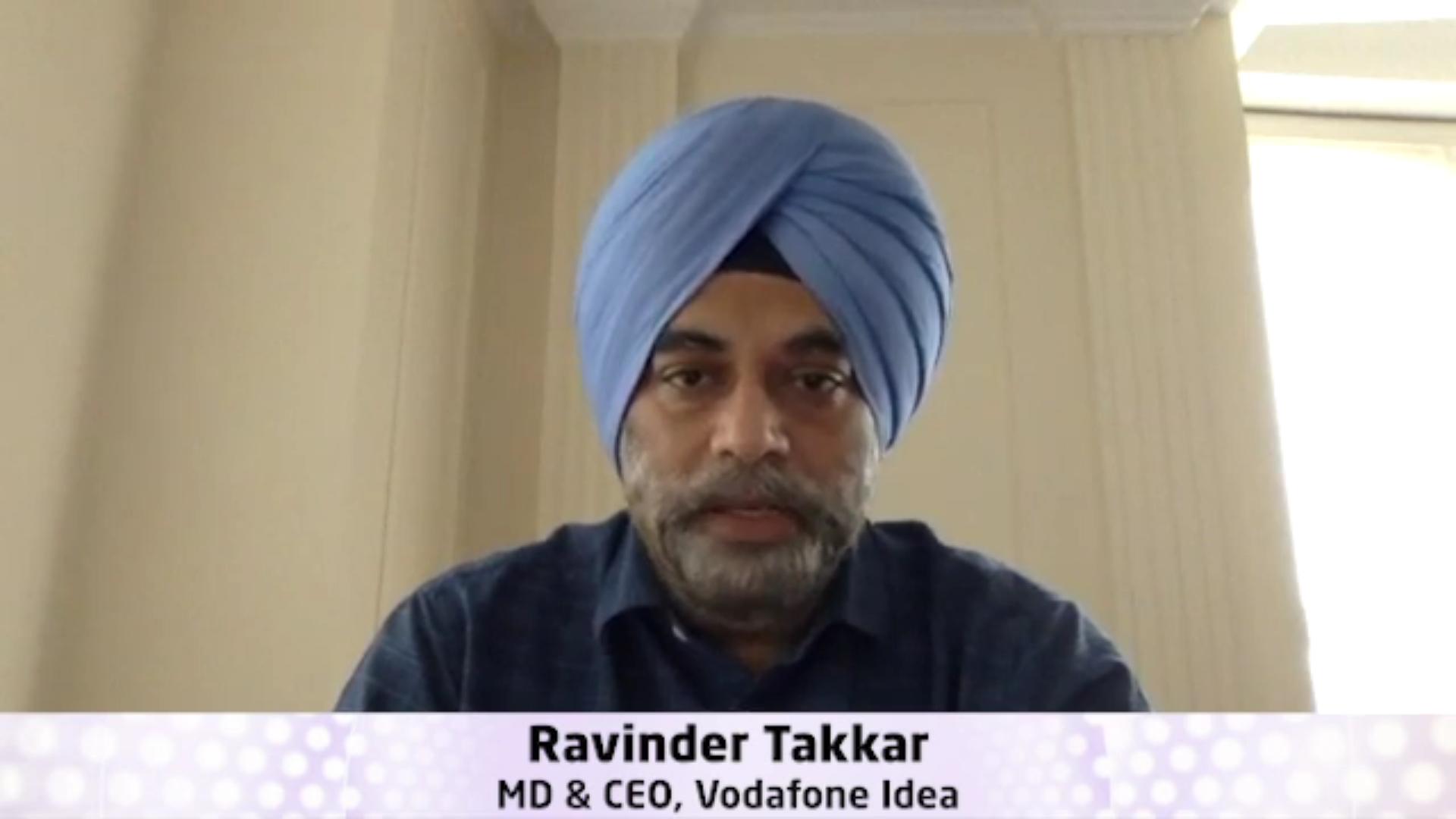#5GCongress 2021: Need rapid progress in 5G trials: Vodafone Idea's Ravinder Takkar