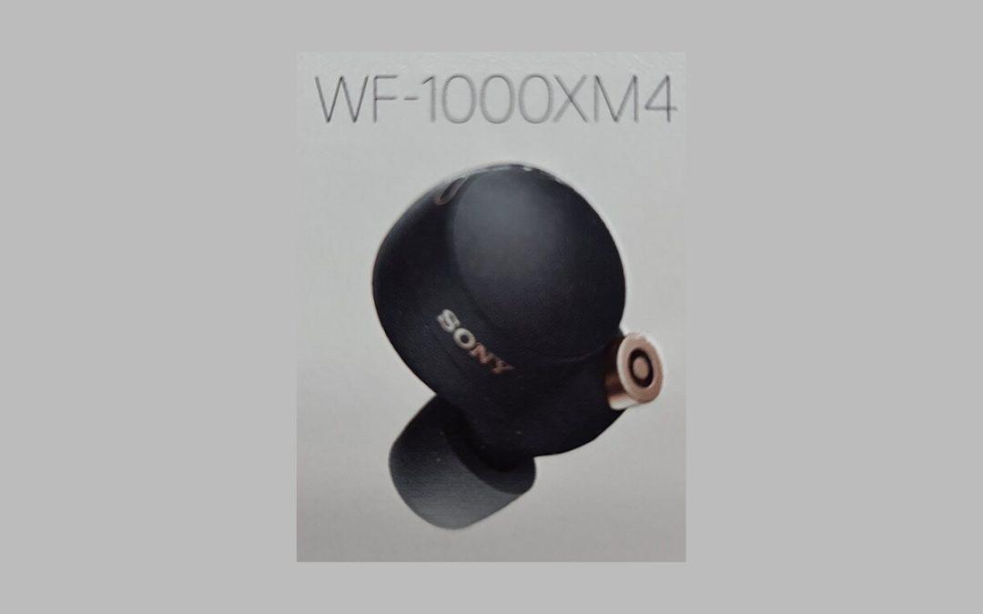 Sony WF 1000XM4