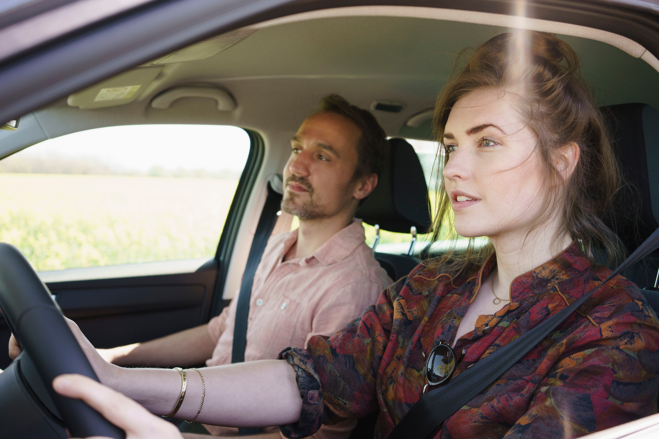 Seven new driving laws are coming into force next month