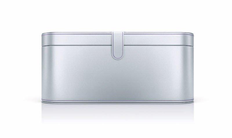 Supersonic silver presentation case