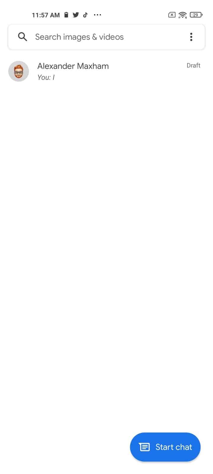 Screenshot 2021 02 24 11 57 06 810 com google android apps messaging