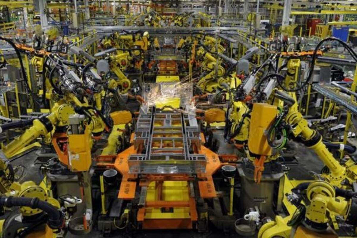 Use of robotics seen in manufacturing is one pertinent example here.
