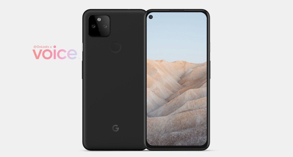 google pixel 5a leak 2