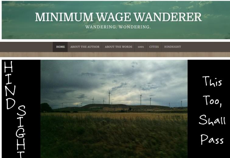 Minimum Wage Wanderer
