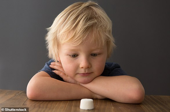 The marshmallow test, which has fascinated parents and researchers alike, involves children trying to resist the temptation to eat a marshmallow in hopes of a bigger prize