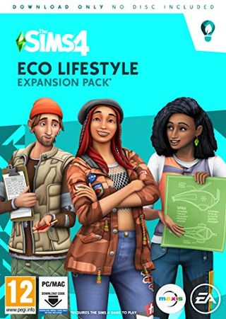 The Sims 4 Eco Lifestyle (Origin code)