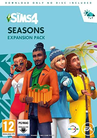 The Sims 4: Seasons (Origin code)