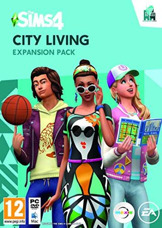 The Sims 4: City Living (Origin code)
