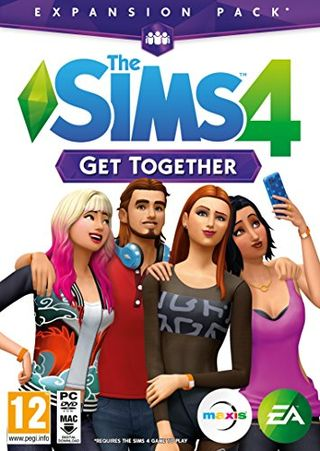 The Sims 4: Get Together (Origin code)