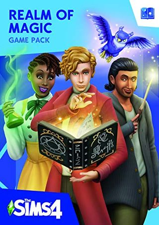 The Sims 4: Realm of Magic (Origin code)