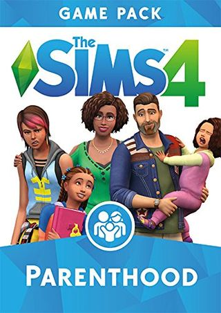 The Sims 4: Parenthood (Origin code)