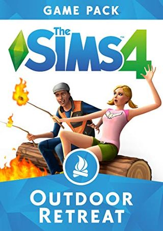 The Sims 4: Outdoor Retreat (Origin code)