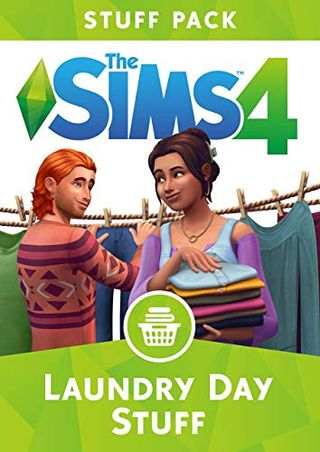 The Sims 4: Laundry Day Stuff (Origin code)
