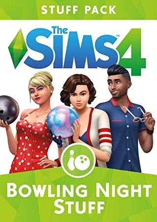 The Sims 4: Bowling Night Stuff (Origin code)