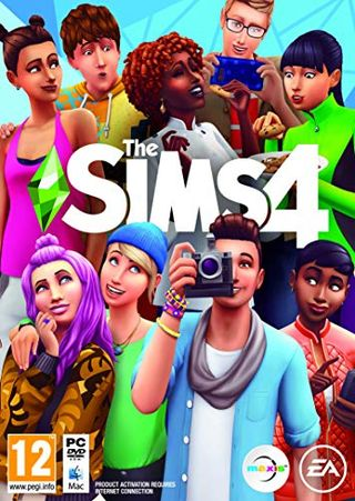 The Sims 4: Standard Edition (Origin code)