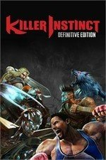 Killer Instinct Cover Art