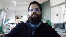 Xsplit screen captures at 720p - News 21 02 Android Webcam App Test review