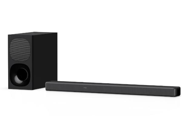 Sony HT G700 soundbar design