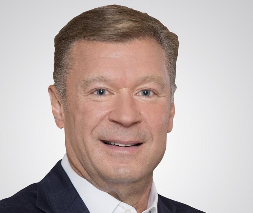 Scott Clark, Michelin executive vice president