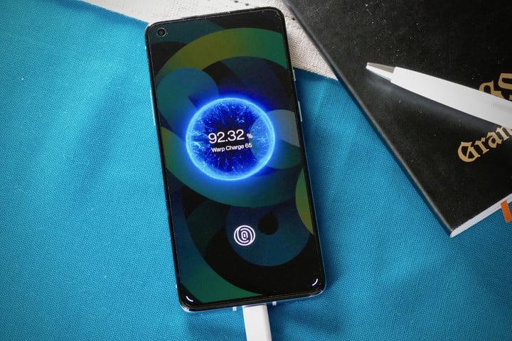 OnePlus 8T WarpCharge 65