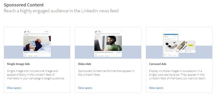LinkedIn ads guide