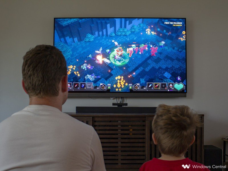 Minecraft Dungeons Play Together Hero