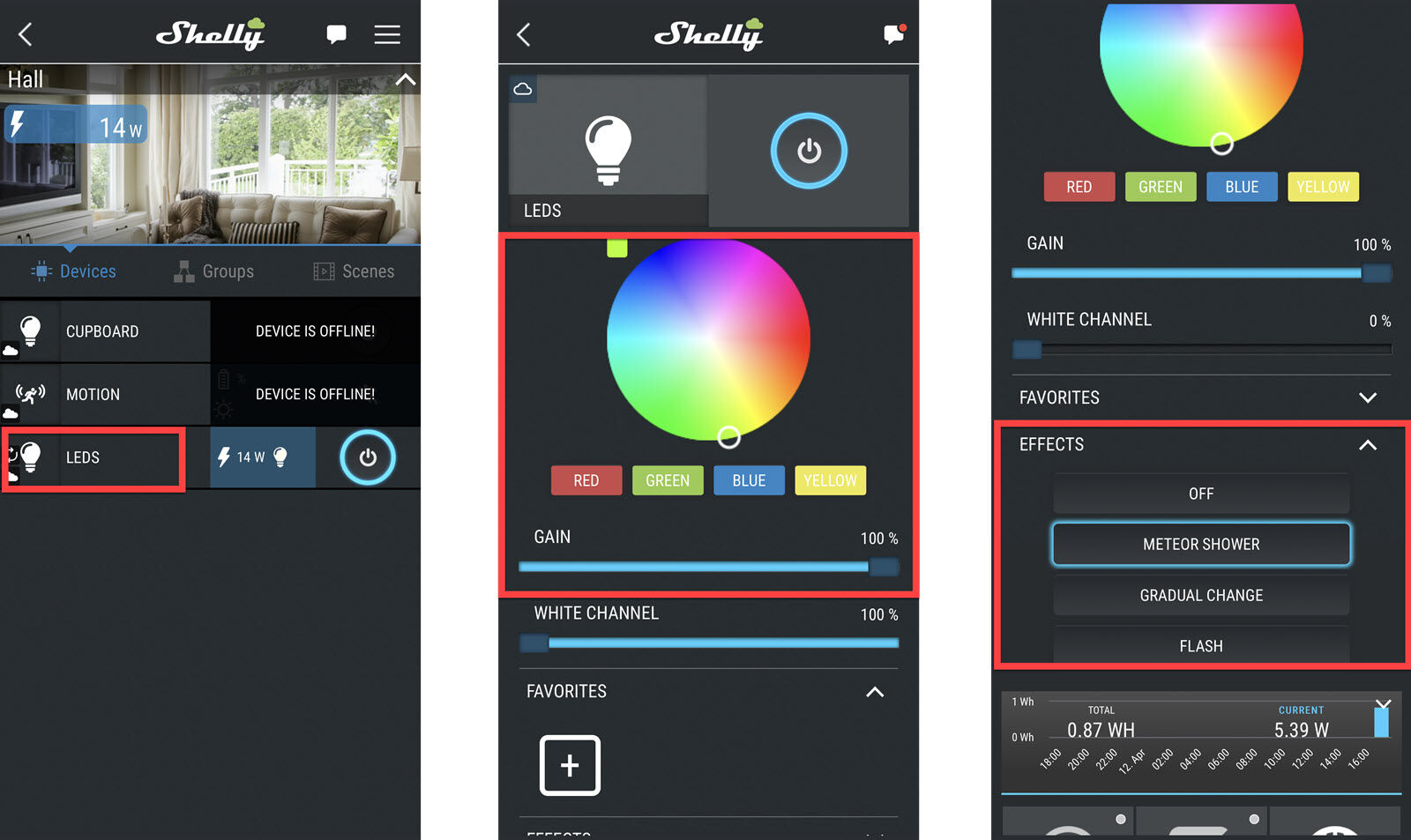 How to make any LED strip smart & control on your phone