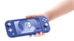 Nintendo Switch Lite Blue (3)