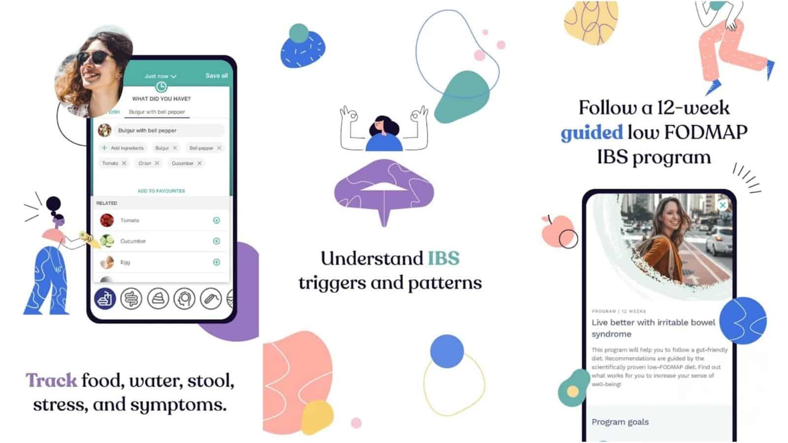 Cara Care app grid image