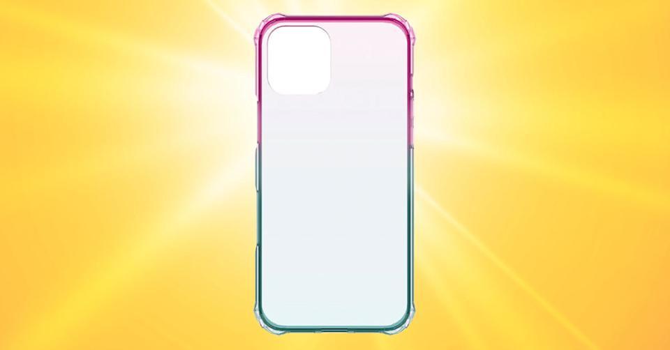 Verizon Clarity Gradient Case for iPhone 12 Pro Max (Photo: Verizon Wireless/Getty)