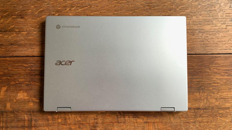 Acer Spin 513 Chromebook review: Casing