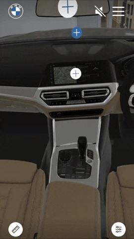 BMW Opens Augmented Reality Showroom for Plug-In Hybrids on the Web via 8th Wall