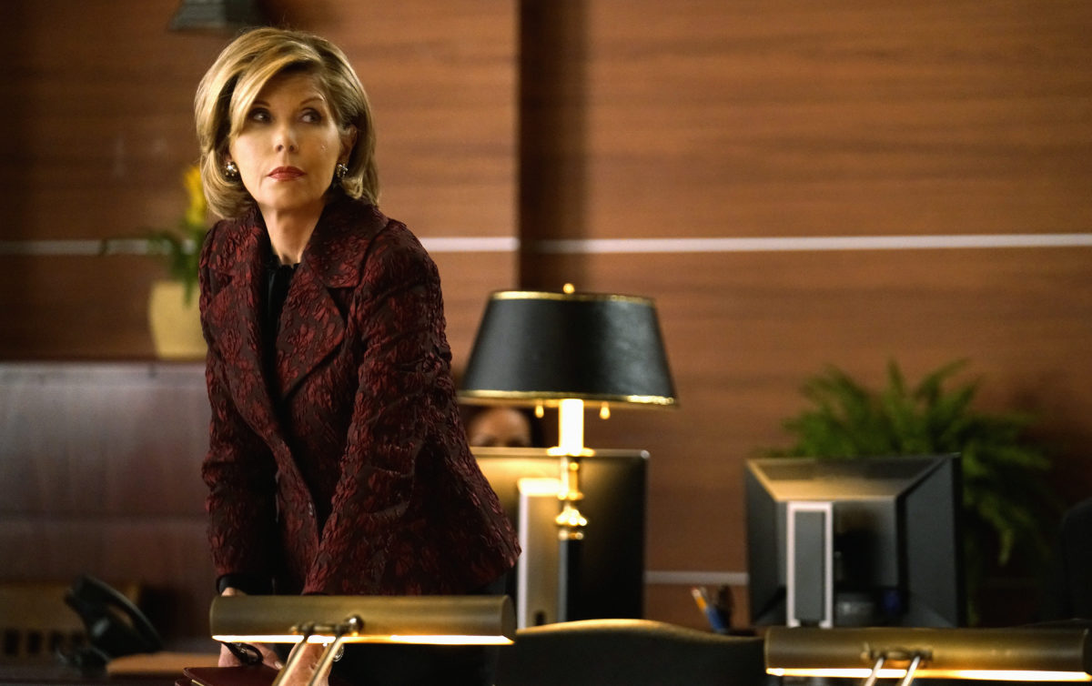 the good fight Paramount Plus shows
