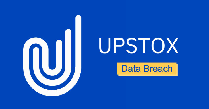 upstox data breach