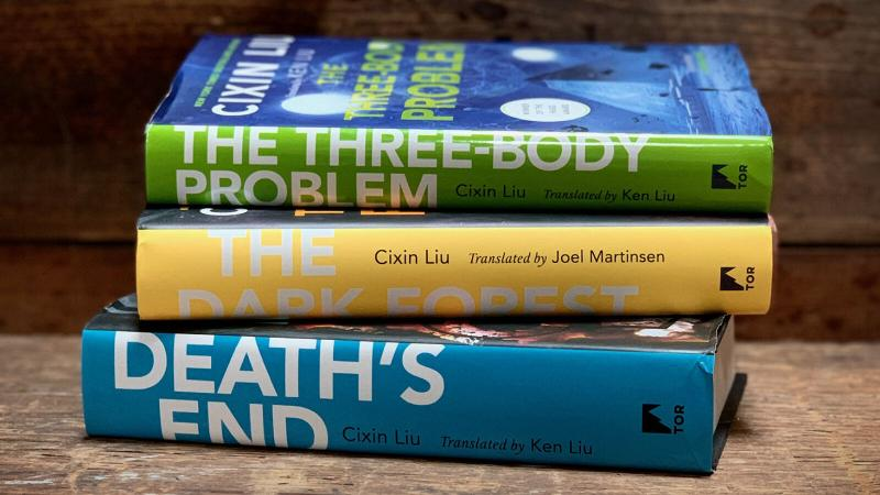 Three Body Problem release date crew and news: Books