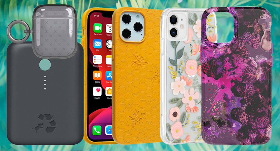 Let your cell phone have a spring fling! (Photo: Verizon)