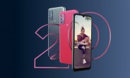 Motorola Moto G20 official with 90Hz display and 5,000mAh battery