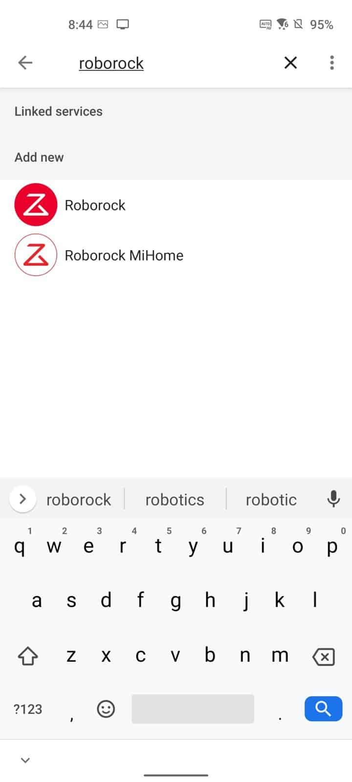 roborock s7 google assistant screenshots 4